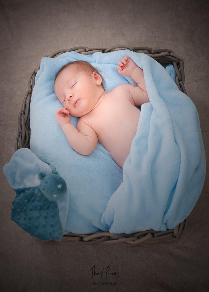 Seéance photo nouveau-né