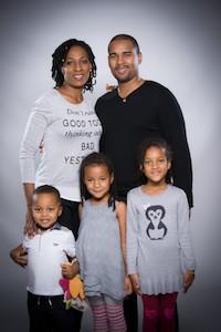 Séance Studio famille